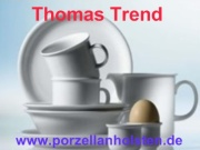 Thomas Trend weiss