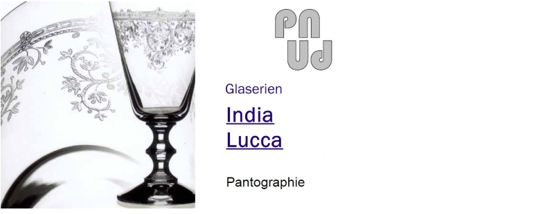 nagel Glas India - Lucca