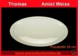 Thomas amici weiss Pizza Teller 32 cm