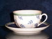 Villeroy & Boch Switch Teetasse mit Untertasse