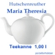 Hutschenreuther Maria Theresia weiß Teekanne 1,00 l 6 Pers.